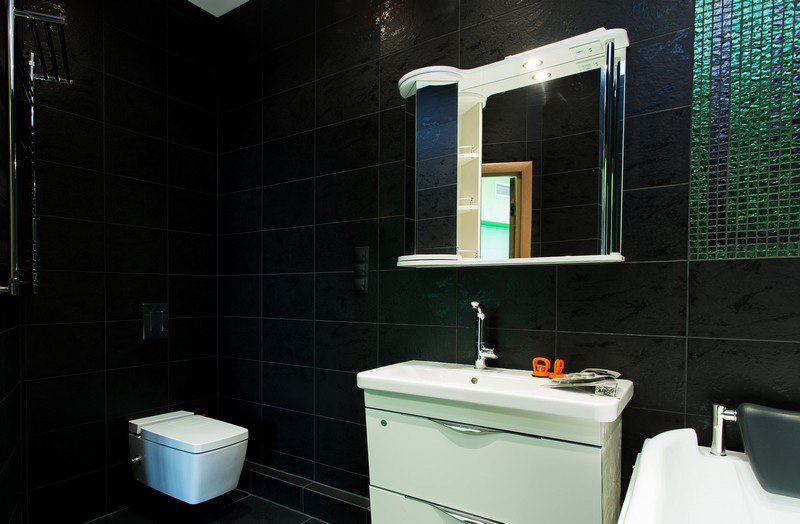 Ремонт ванной комнаты, совмещенной с туалетом