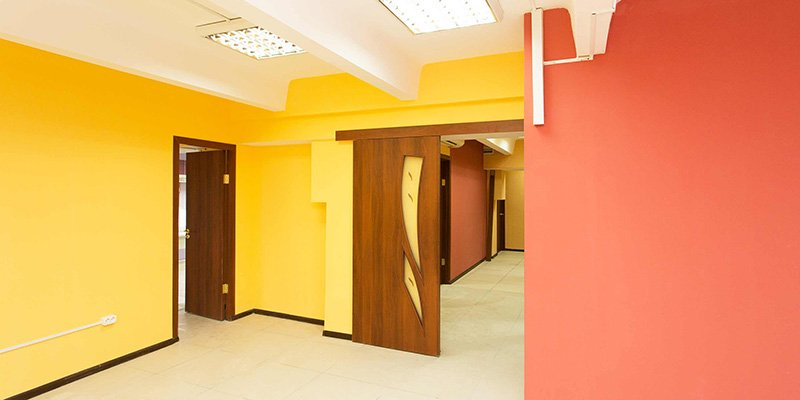 Косметический ремонт офиса смета