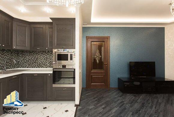 Дизайн-проект интерьера квартиры в ЖК